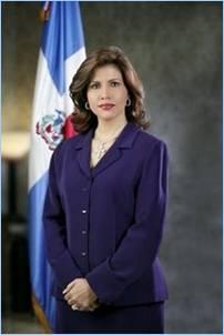 Excelentisima Vice Presidenta DE LA REPÚBLICA DOMINICANA