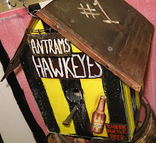 HAWKEYE BIRDHOUSE