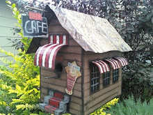 CAFE' BIRDHOUSE