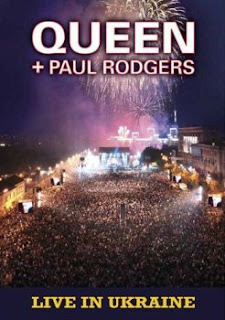qpr Queen + Paul Rodgers | Live in Ukraine | DVDRip