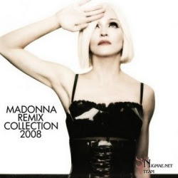 madonnaremixcollection2 Madonna Remix Collection 2008