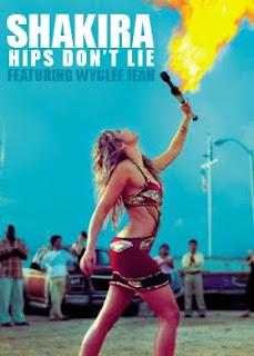 toppochetteshakirahipsd Shakira Hips Don´t Lie