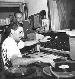 Operador de Áudio