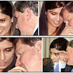 Richard Holbrooke with Hina Rabbani khar
