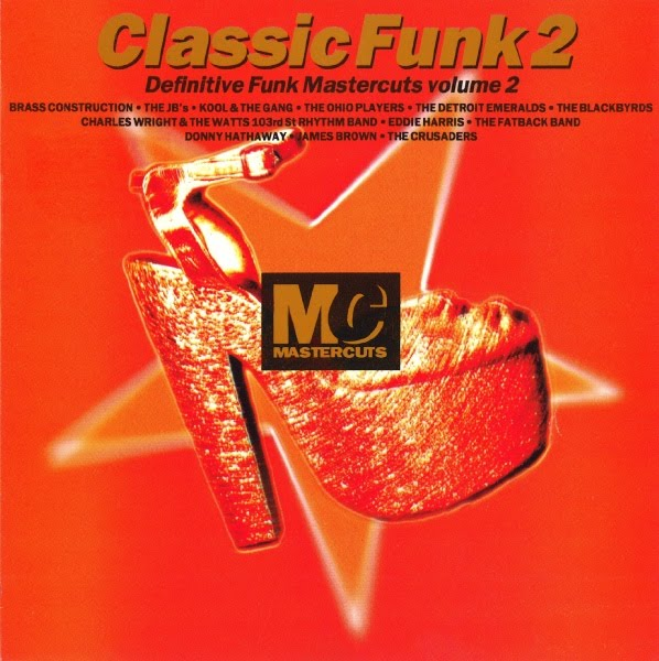 Mastercuts classic funk vol 2 for Classic house mastercuts vol 3