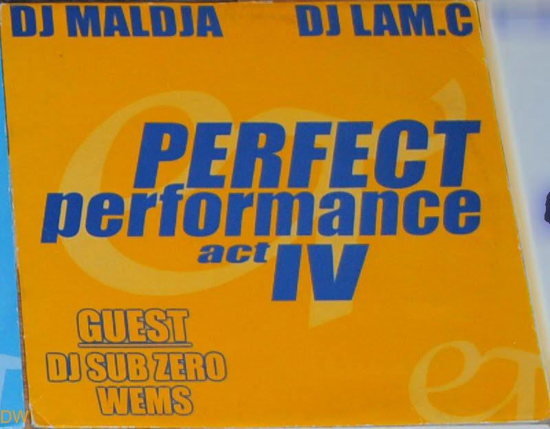 DJ Maldja - DJ Lam C Perfect Performance