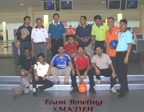 team bowling tok paq