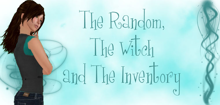 The random, the witch and the inventory