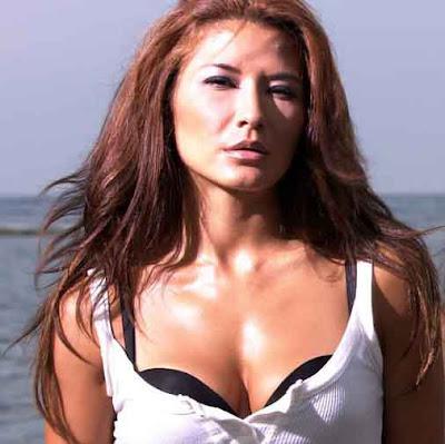 Tamara Bleszynski on Tamara Bleszynski Hot Bikini Pictures