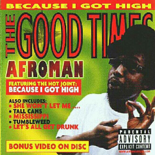 Album - The Good Times Year - 2001. Genre - Rap/Comedy