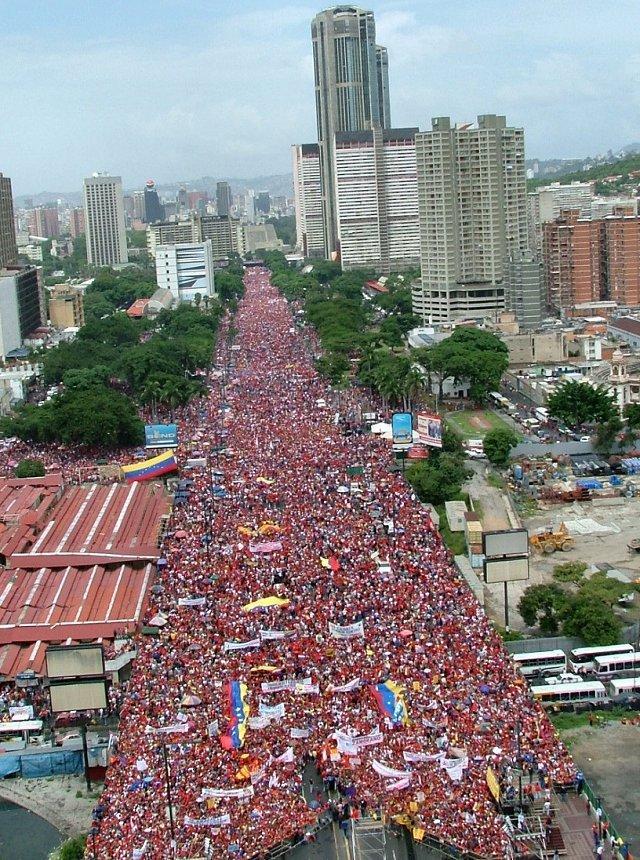 Revolucion Bolivariana Venezuela la Revolucion Bolivariana