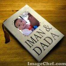 Iman & Dada...