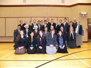 Vancouver Delta Missionaries
