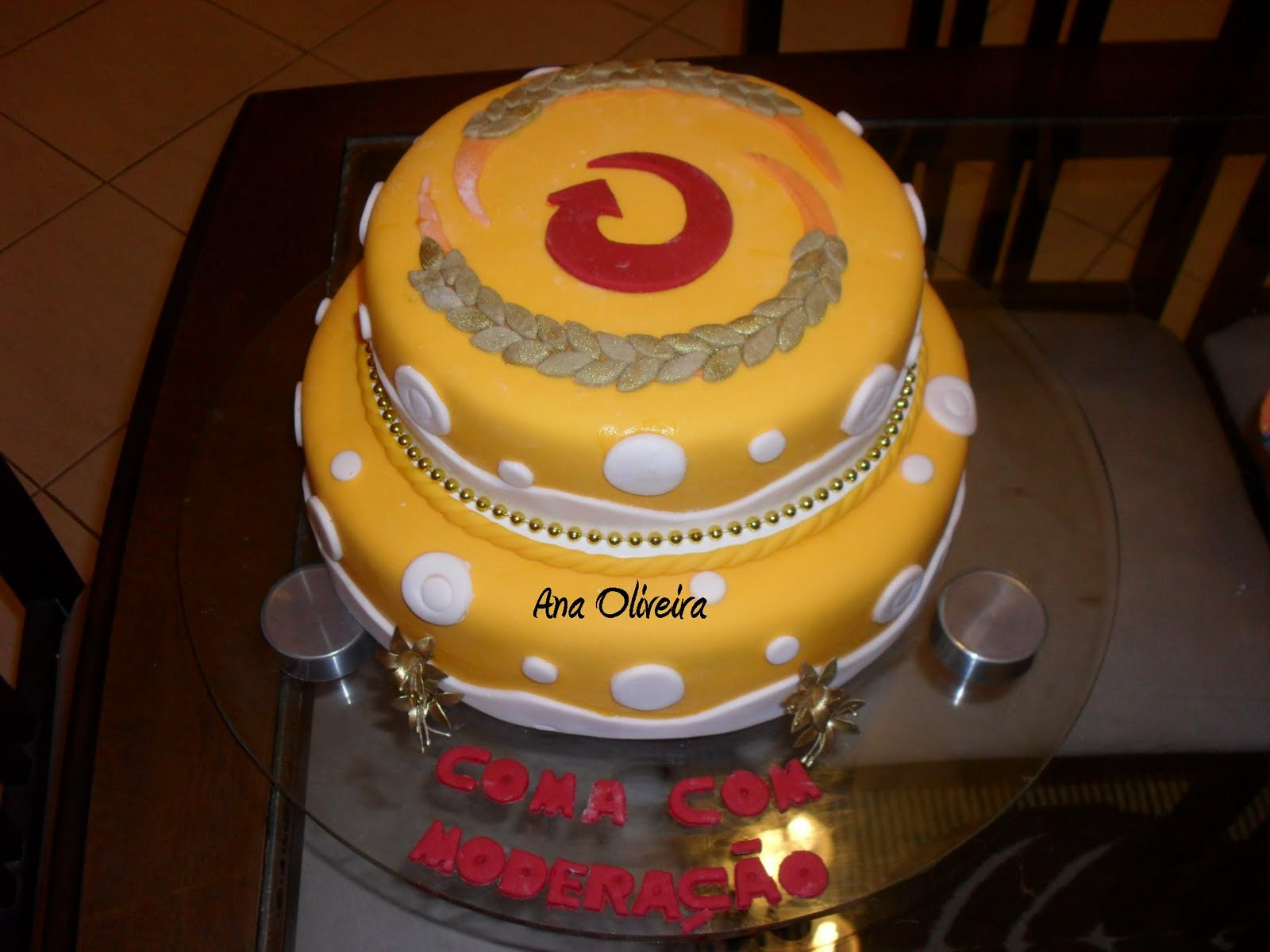 Cake Design Ana Oliveira