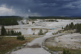 Norris Basin, Yellowstone