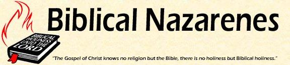 Biblical Nazarenes
