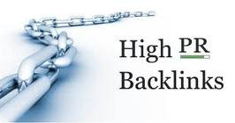 High+Page+Rank+Backlinks