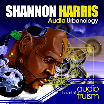 "Shannon Harris ""Audio Urbanology"" CD"