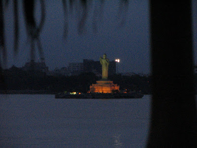 Hussainsagar Lake