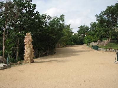 Amphitheatre at Durgam Cheruvu aka Secret Lake, Hyderabad