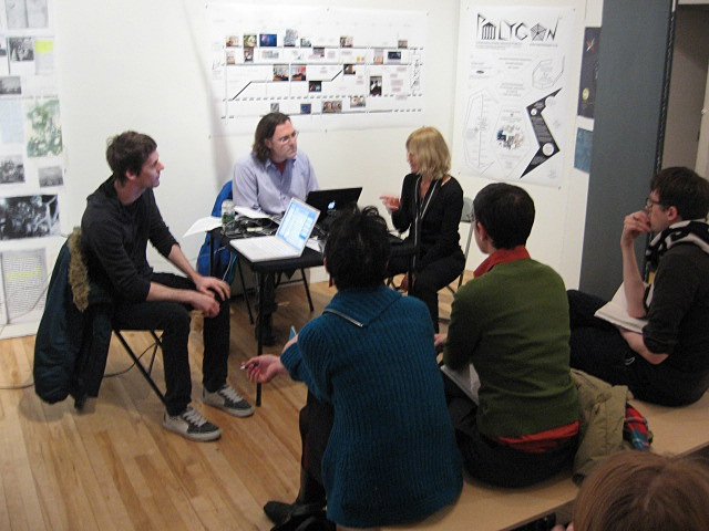 Public talk about Art, Organisations, and APG experience
