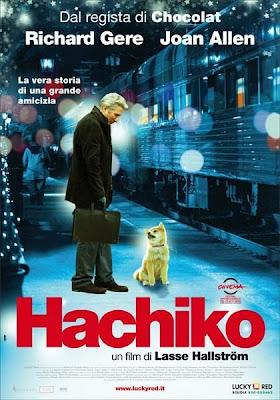 Richard Gere Hachiko Affiche du film