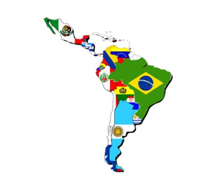 Lo que yo quiero decir es América Latina...