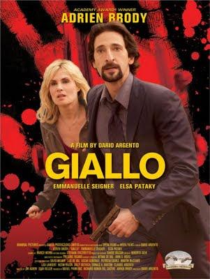 giallo poster 1 550x731 Download   Giallo   Reféns do Medo [Giallo] (2009) DVDRip