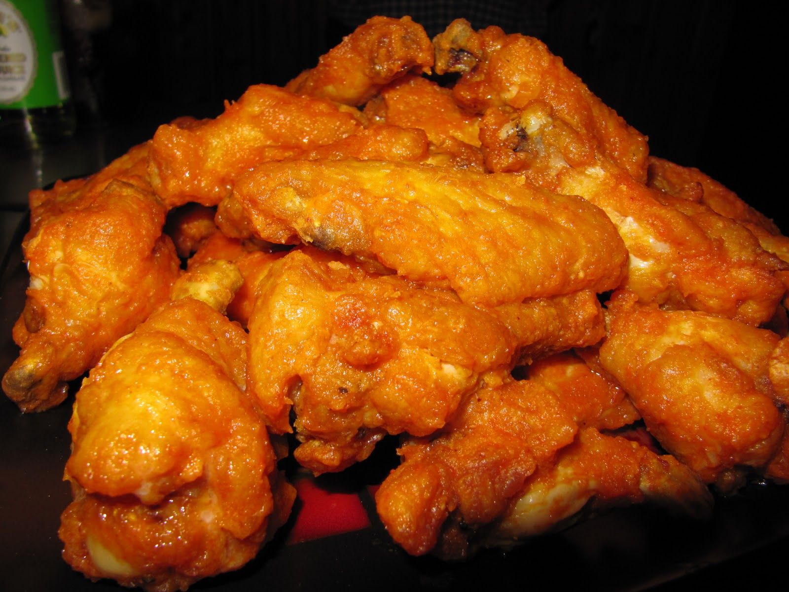 Mama Ozzy's Table: Buffalo Chicken Wings and Homemade Ranch Dressing
