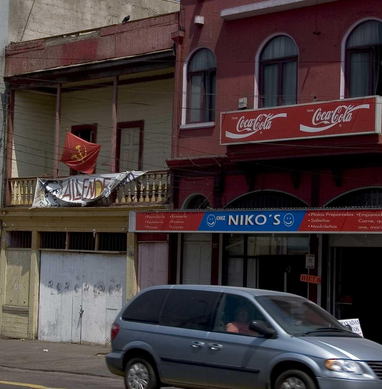 Antofagasta  Sede Gioventù Comunista