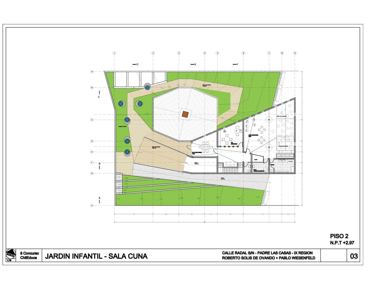 Jardin infantil padre las casas 2009 for Casa infantil jardin segunda mano