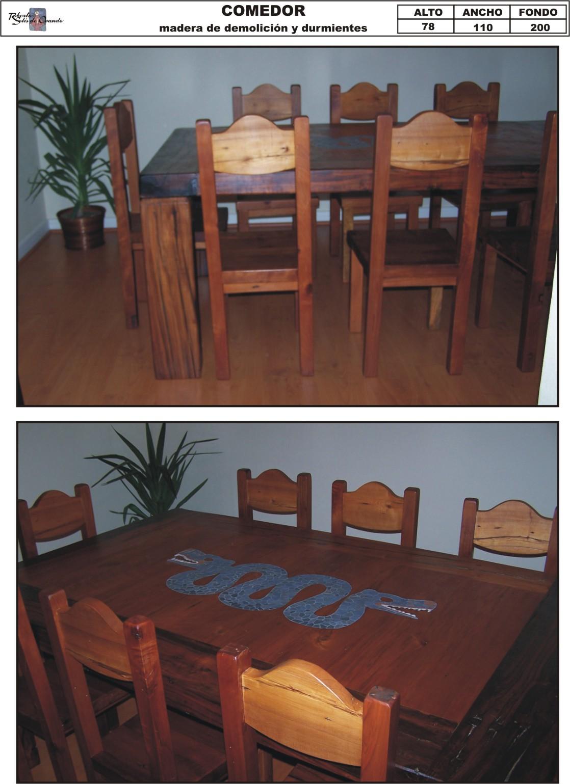 Muebles con mosaicos for Domo muebles