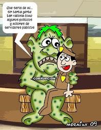 ...LA PURA CORRUPCION !!!