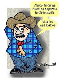...LOS JODIDOS, MAS JODIDOS !!!