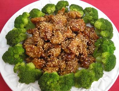 My Asian Kitchen White Meat Sesame Chicken