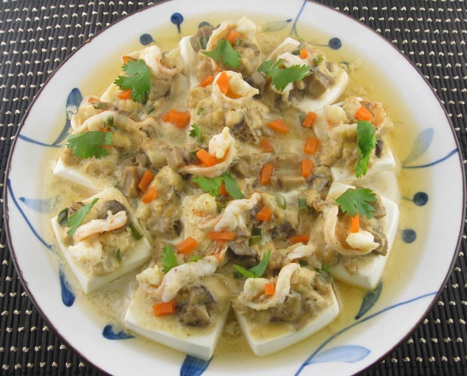 Sake-Steamed Shrimp Recipe — Dishmaps