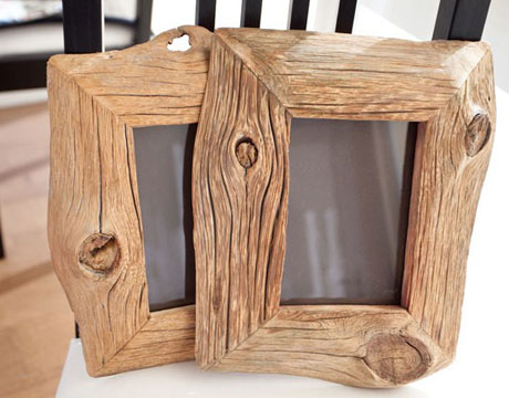 Made From Barn Wood Picture Frames