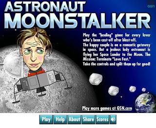 Astronaut Moonstalker