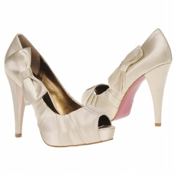 Schnelle: Possible Bridal Shoes & My Dress
