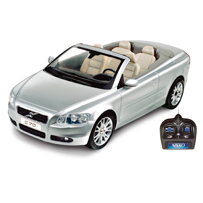 Volvo C70 Radio Controlled Car
