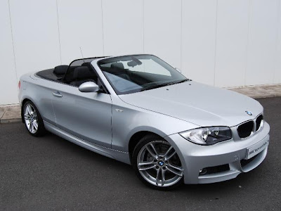 BMW 1 Series Convertible 125i M Sport