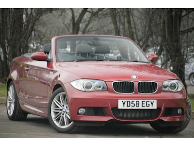 BMW 1 Series Convertible 120d M Sport