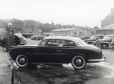 1953 Volvo Concept Elizabeth 2