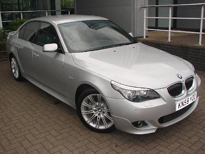 BMW 5 Series Saloon 530i M Sport