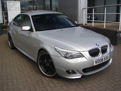 BMW 5 Series Saloon 523i M Sport