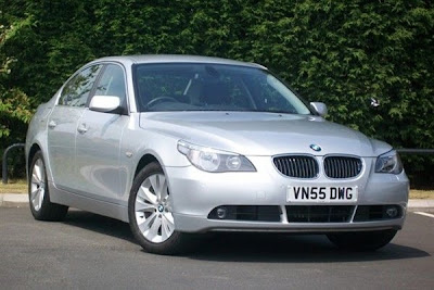 BMW 5 Series Saloon 550i SE
