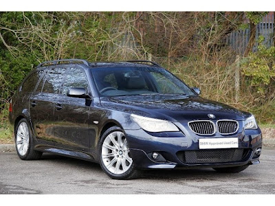 BMW 5 Series Touring 523i M Sport