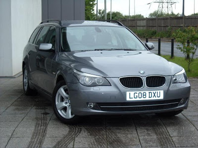 BMW 5 Series Touring 520d SE
