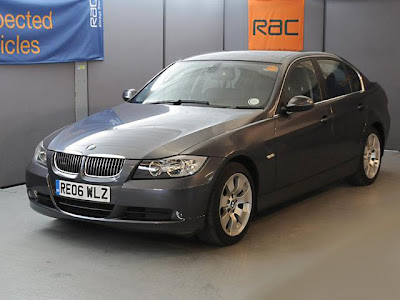 Technical specifications BMW 3 Series Saloon 325i SE