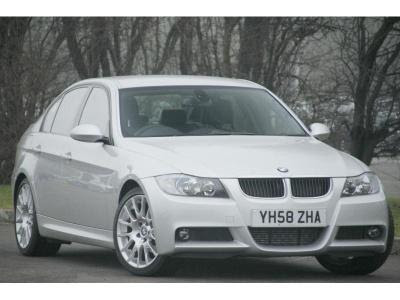 BMW 3 Series Saloon 318d M Sport